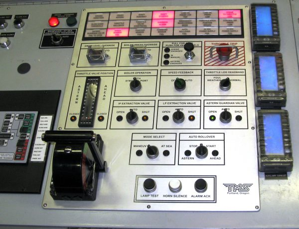 throttle-console